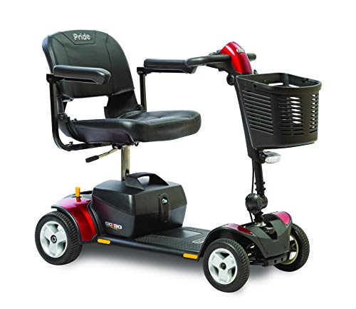Pride Mobility Go-Go Traveler Elite...