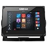 Simrad GO7 XSE Chartplotter/Fishfinder w/TotalScan...