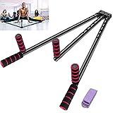 FIGROL Leg Stretcher Leg Split Stretching Machine...