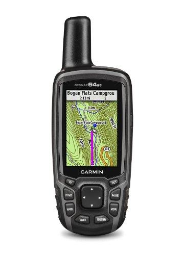 Garmin GPSMAP 64st, TOPO U.S. 100K with...