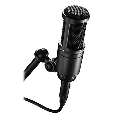 Audio-Technica AT2020 Cardioid...