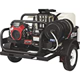 NorthStar Trailer-Mounted Portable Hot Water...