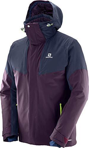 Salomon Men's Icerocket Jacket, Mavericks,...