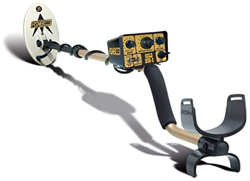 Fisher Gold Bug-2 Metal Detector with 6 1/2'...