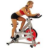 Sunny Health & Fitness Spin Bike Workout Machine...