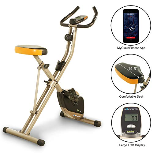 Exerpeutic Gold Heavy Duty Foldable...