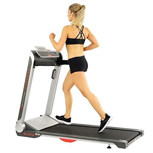 Sunny Health & Fitness No Assembly Motorized...