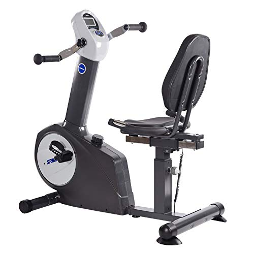 Stamina Elite Total Body Recumbent Bike with Upper...