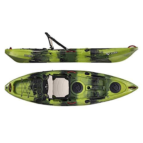 Vibe Kayaks Yellowfin 100 10 Foot Angler Sit On...