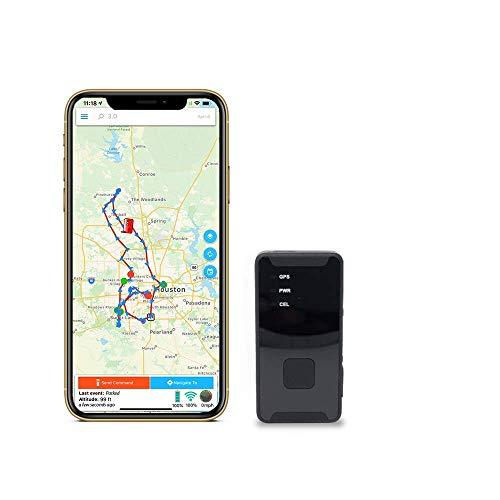 GPS Tracker - Optimus 2.0 - 4G LTE Tracking Device...