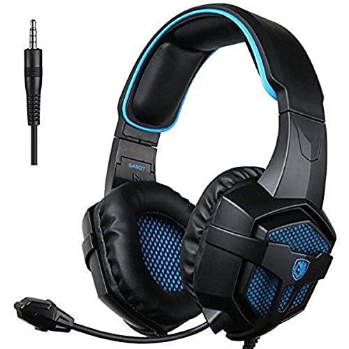 SADES SA807 Xbox One Gaming Headset Stereo Headset...