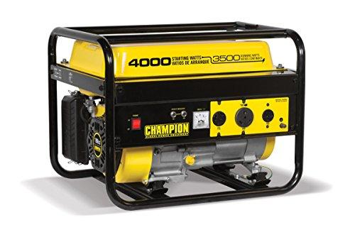 Champion 3500-Watt RV Ready Portable Generator,...