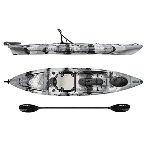 Vibe Kayaks Sea Ghost 130 | 13ft...