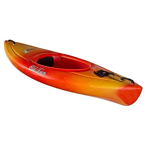 Old Town Canoes & Kayaks Heron Junior Kids Kayak,...