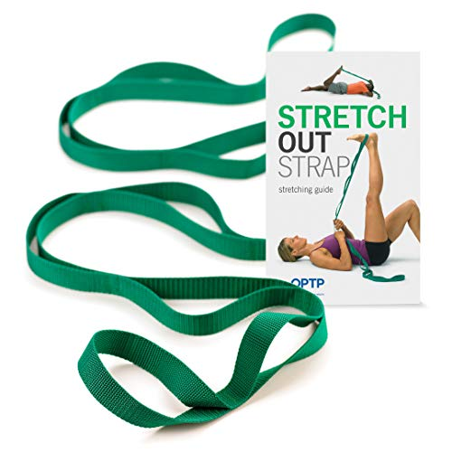 The Original Stretch Out Strap with Exercise Book...