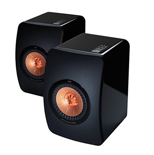 KEF LS50 Mini Monitor - High Gloss...
