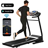 Treadmill for Home Folding Electric Treadmill with...