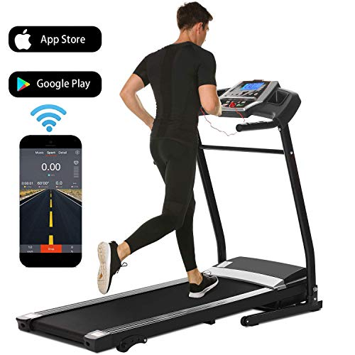 Treadmill for Home Folding Electric...