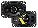 Kicker 43DSC4604 4x6' 2-way Speaker Pair