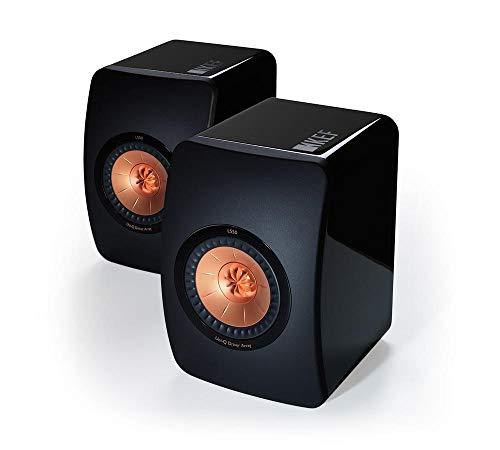KEF LS50 Mini Monitor - High Gloss Piano Black...