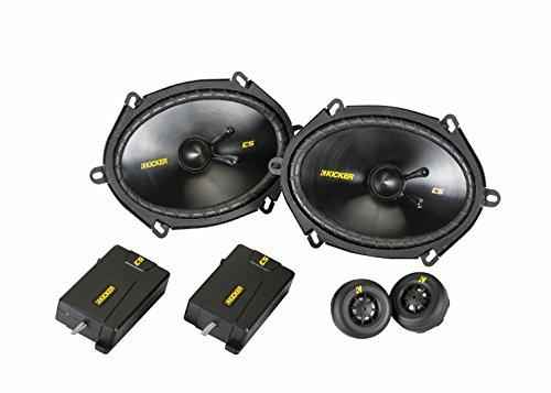 Kicker 40CSS684 6'x8' Component Speaker System
