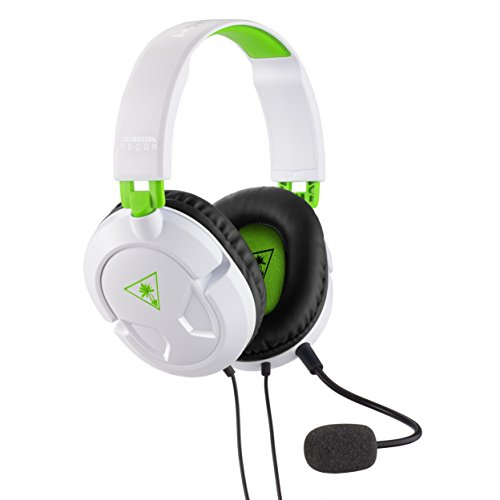 Turtle Beach - Recon 50X White Stereo Gaming...