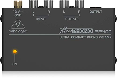 Behringer Microphono PP400...