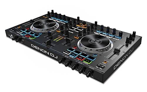 Denon DJ MC4000 | Premium 2-Channel DJ Controller...
