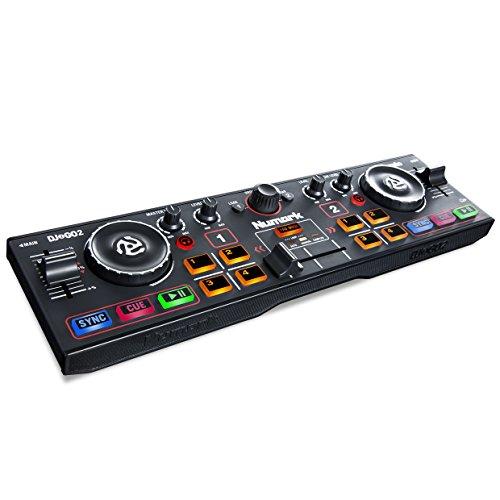 Numark DJ2GO2 | Ultra Portable Two Channel DJ...