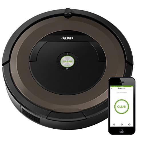 iRobot Roomba 890 Robot Vacuum- Wi-Fi Connected,...
