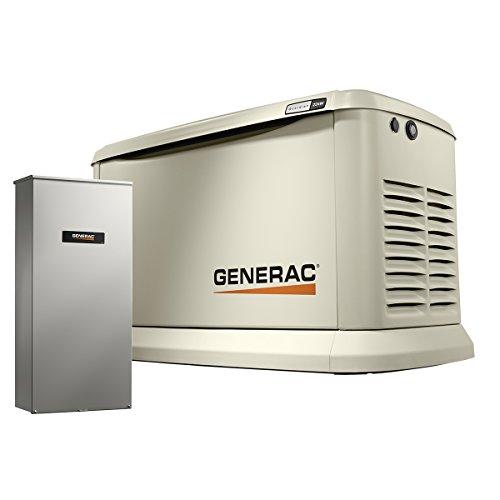 Generac 7043 Home Standby Generator 22kW/19.5kW...