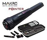 Makro Pointer Waterproof Metal Detector with Led...