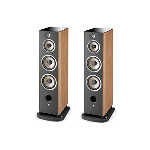 Focal 2 Pack Aria 948 3-Way Bass Reflex Floor...