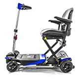 Transformer Automatic Folding Travel Scooter BLUE...