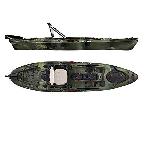 Vibe Kayaks Sea Ghost 110 11 Foot...
