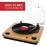 ION Audio Max LP – Vinyl Record Player /...