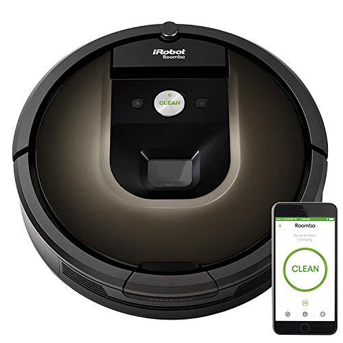 iRobot Roomba 980 Wi-Fi Connected Vacuuming Robot...