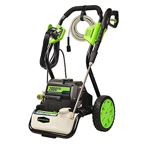 Greenworks GPW2000-1 2000 PSI 1.2 GPM Electric...