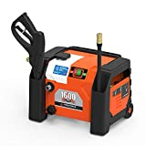 YARD FORCE YF1600A1 1600 Psi Compact Electric...