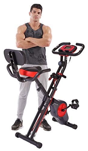PLENY 3-in-1 Total Body Workout Exercise Bike...