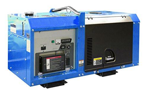 20 kW Portable Generator - DeepSea Controller -...