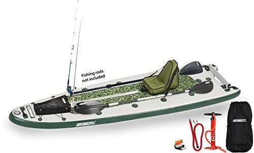 Sea Eagle FishSUP 126 Inflatable...