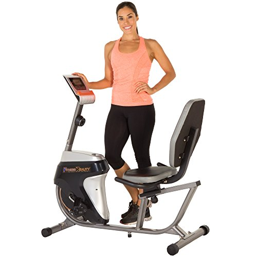 Fitness Reality R4000 Magnetic Tension Recumbent...