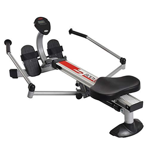 Stamina BodyTrac Glider 1050 Rowing Machine |...