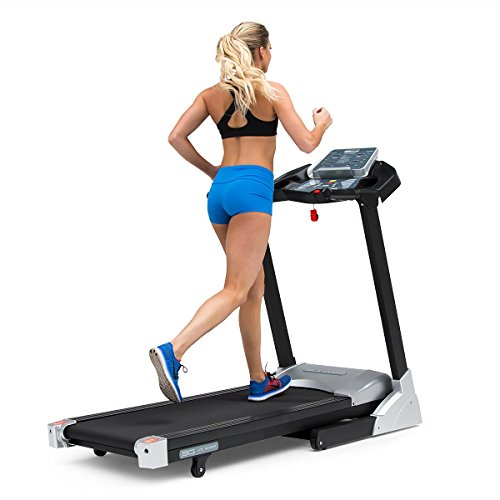 3G Cardio Lite Runner Treadmill - Strong 2.5 HP...