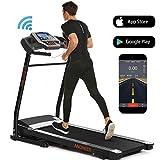 ANCHEER Folding Treadmill - Treadmills for Home...