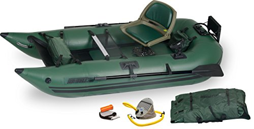 Sea Eagle 285 Inflatable Frameless...