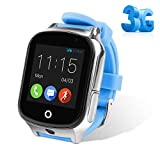 Autopmall GPS Watch Kids GPS Tracker Watch...