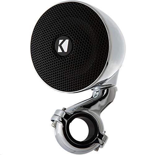 KICKER 40PSM34 4 Ohm Mini Weatherproof Speaker...