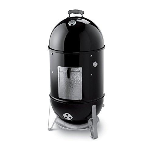 Weber 18-inch Smokey Mountain Cooker, Charcoal...